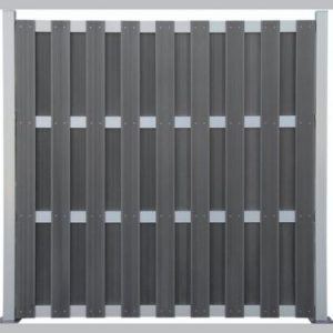 WPC FENCE 1800x1800 mm